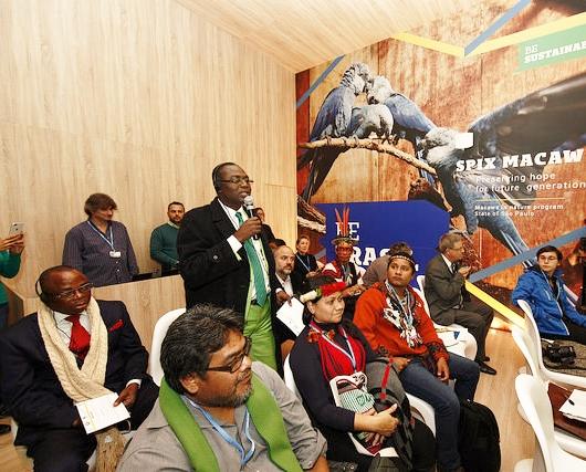 Brasil discute acesso a recursos internacionais