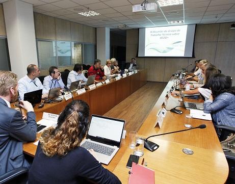 Grupo de Trabalho Técnico sobre REDD+