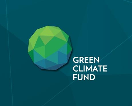 Fundo Verde para o Clima