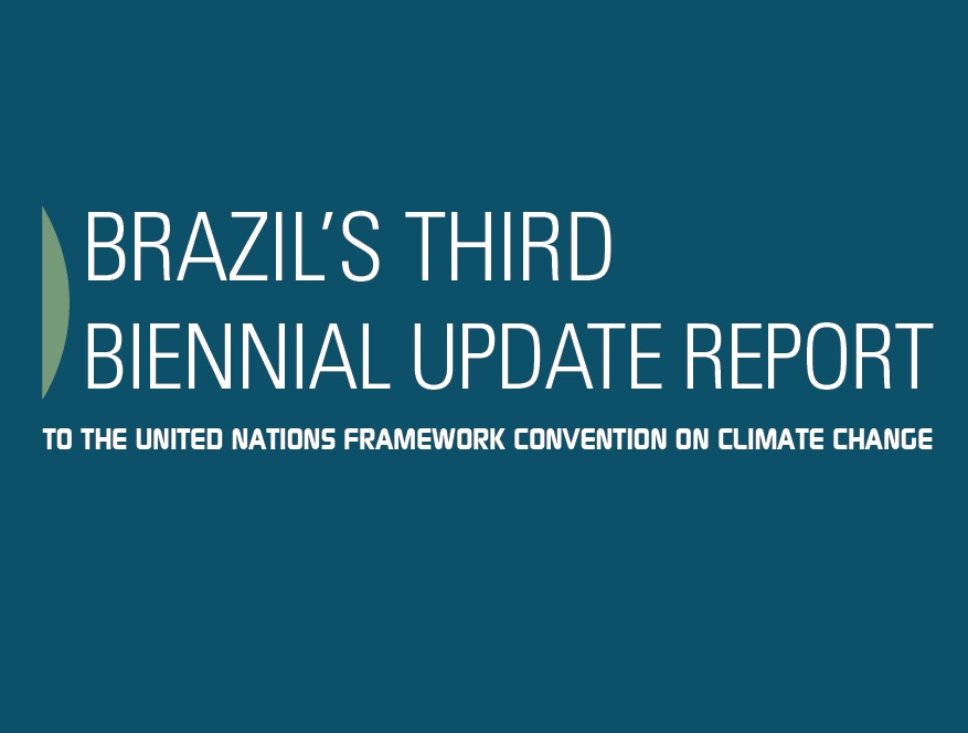 REDD+ results for Cerrado biome is submitted to the UNFCCC