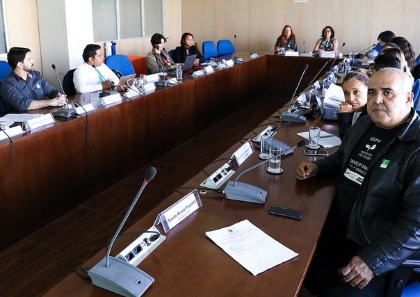 CCT-Pact debate alinhamento entre Estados e ENREDD+