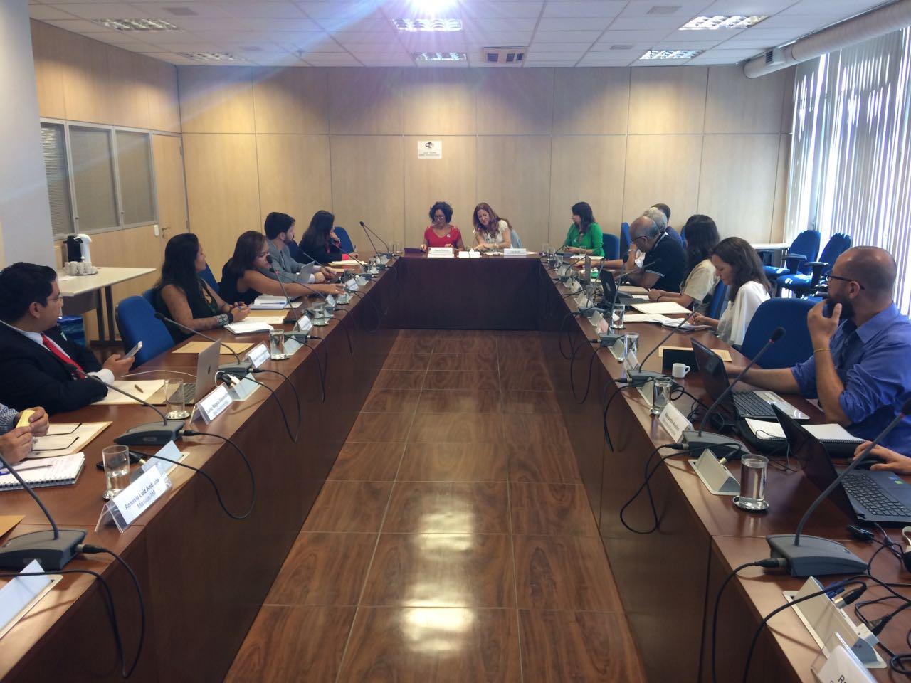 Realizada a 3ª Reunião da CCT-Pacto Federativo