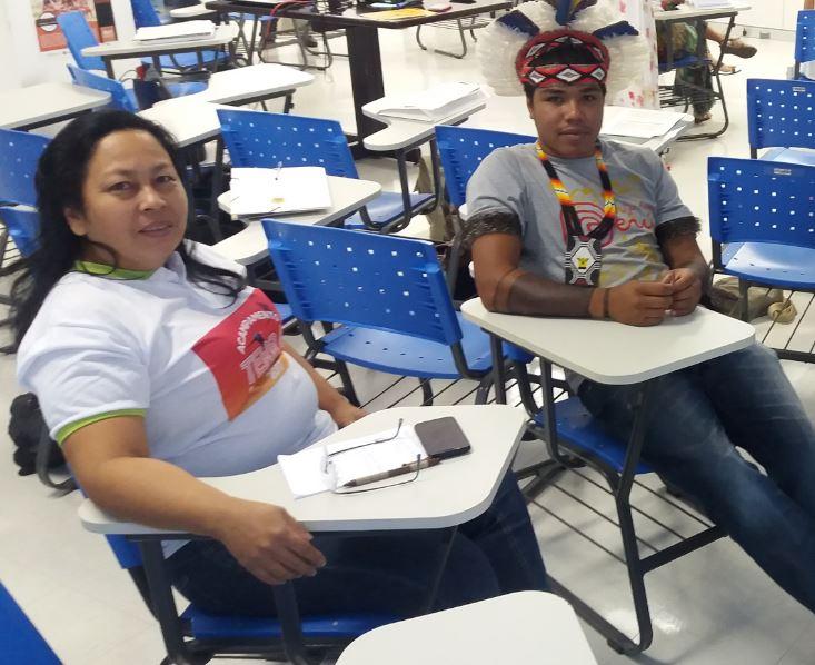 Indígenas discutem a implementação da ENREDD+