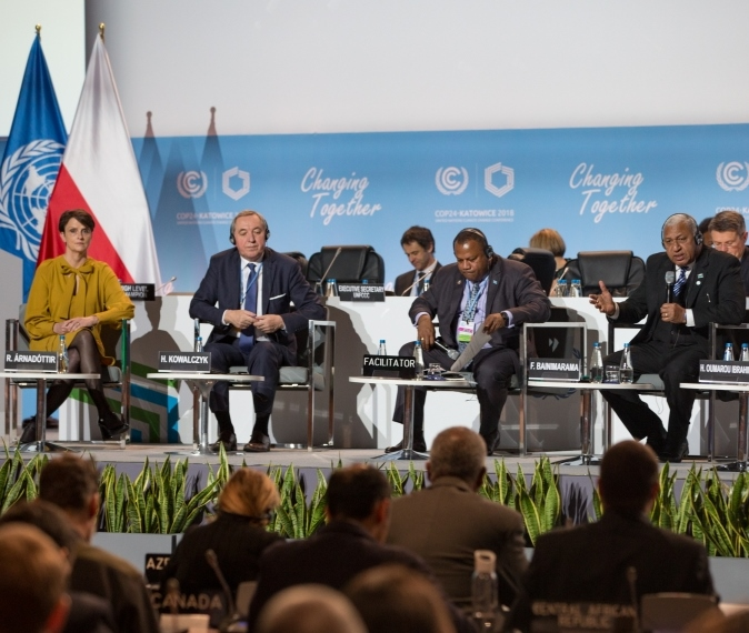 País contribui para aumento da ambição climática