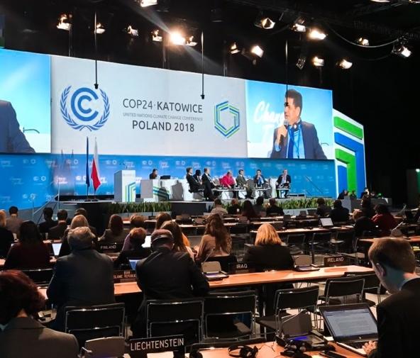 Brasil destaca legado ambiental em Conferência do Clima