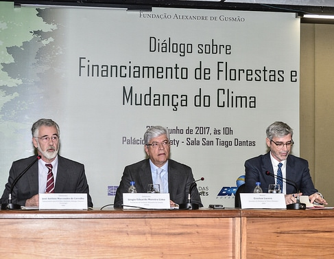 MRE promove debate sobre financiamento para florestas e mudança do clima