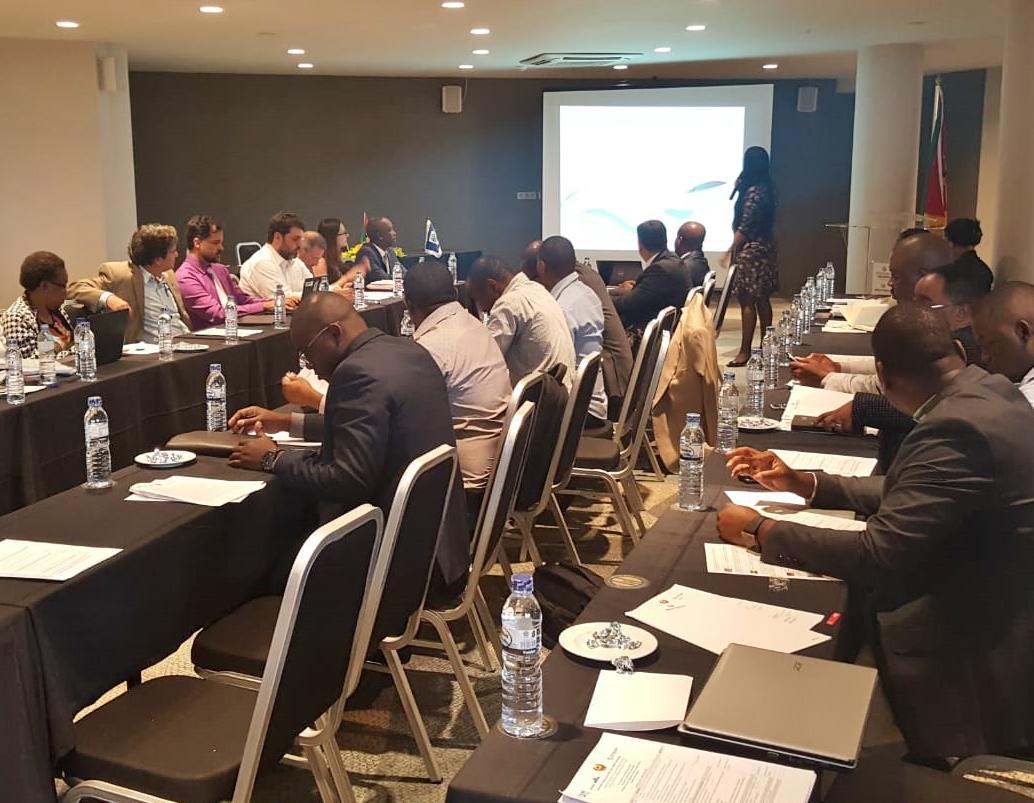 Delegação brasileira participa de missão em Moçambique