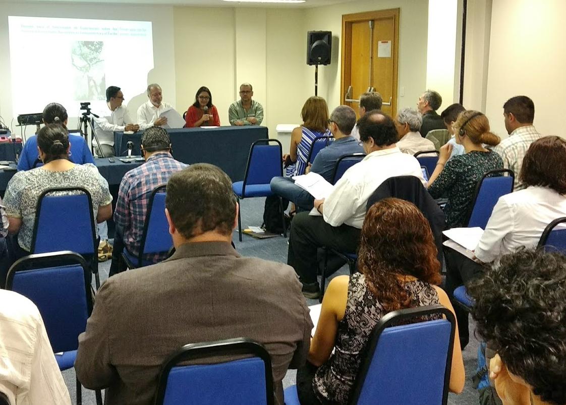 Evento internacional sobre inventários florestais nacionais reúne países da América Latina