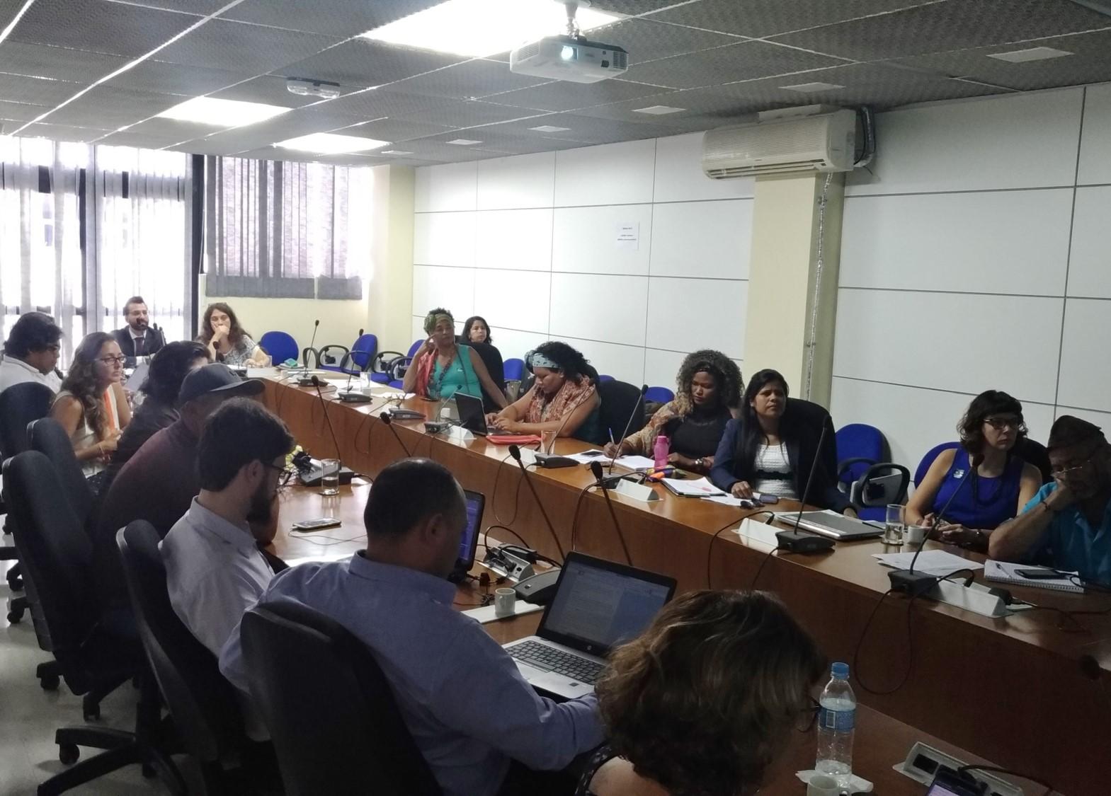 CCT-Salvaguardas realiza sua 5ª reunião ordinária.